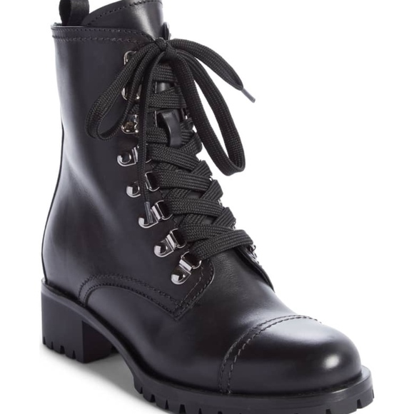 PRADA Shoes - PRADA NEW COMBAT BOOTS (Size 39.5/US size 9)
